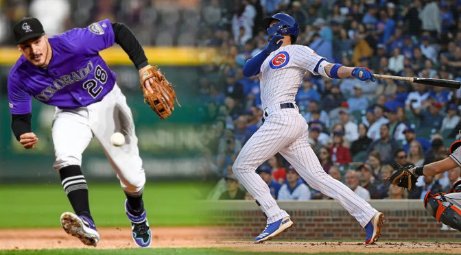 The Chicago Cubs Should Trade for Nolan Arenado