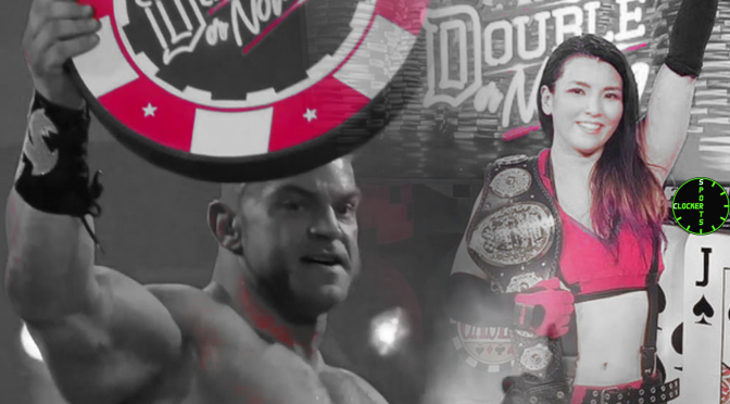 Stadium Stampede Match a Perfect Finale to a Stacked Card at Double or Nothing