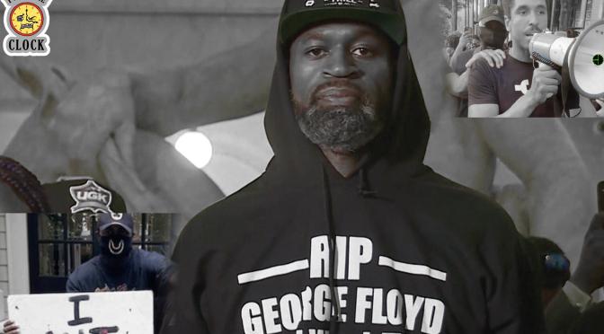 Punching the Clock: Black Lives Matter