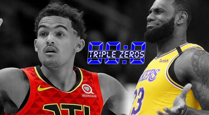 Triple Zeros: L.A. Trae