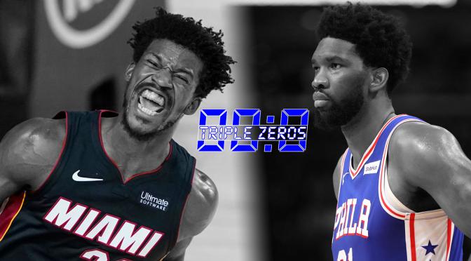 Triple Zeros: Embiid's Miami Vice