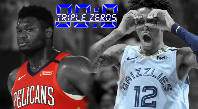 Triple Zeros: Ja Rules