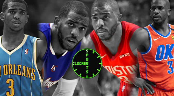 Chris Paul Changed His Narrative Without Winning a Ring