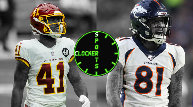 NFL Week 7 Waiver Wire: Beggars Can't Be Choosers