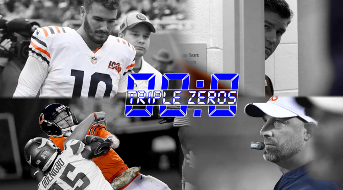 Triple Zeros: City of the Big Shoulders (and Bad Football)